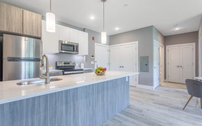 Somerville Parc is now 50 percent leased